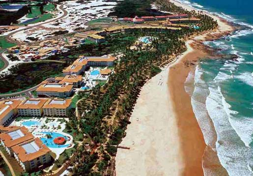 COSTA DO SAUIPE ALL INCLUSIVE - VACACIONES DE INVIERNO CUPOS 16,17, 23 y 24 DE JULIO